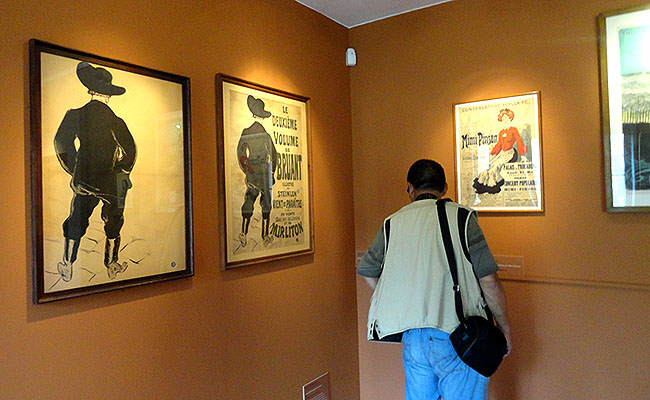 Museu Montmartre Paris Acervo