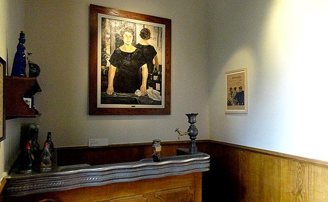 Museu Montmartre Paris Bar