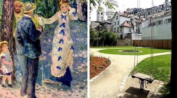 Paris | Museu de Montmartre: onde você encontra o jardim que inspirou Renoir