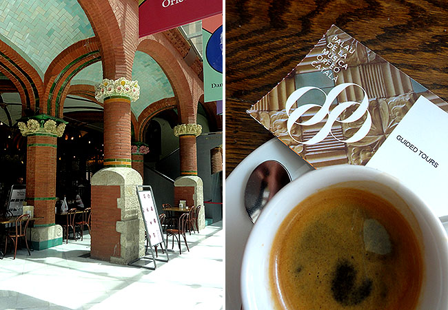 Palau Musica Catalana entrada
