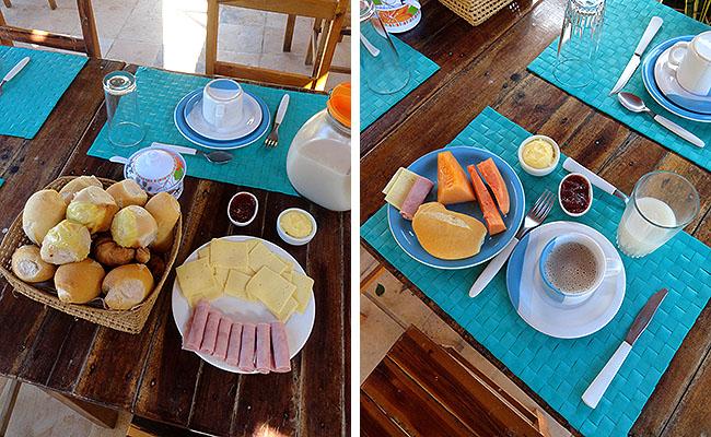 Pousada Colibri Canoa Quebrada Cafe da Manha