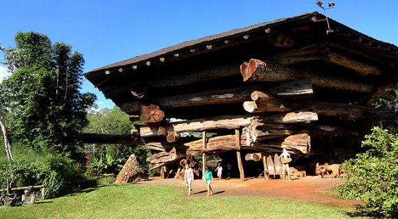 Puerto Iguazu | La Aripuca: espaço verde e preservação ambiental criativa em Misiones, Argentina
