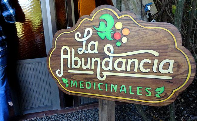la aripuca puerto iguazu abundancia medicinales