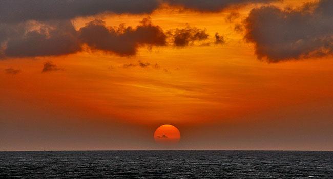 Ilha de Marajo vista da pousada