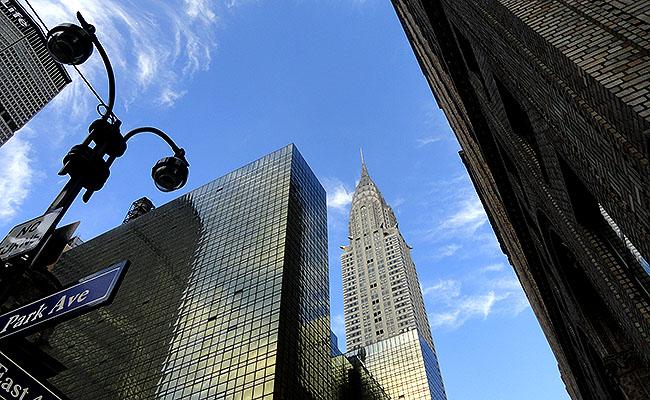 Metro de Nova York Chrysler
