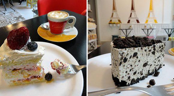 Curitiba | Paris Cake House:  confeitaria temática com alguns dos melhores doces e café do centro da cidade