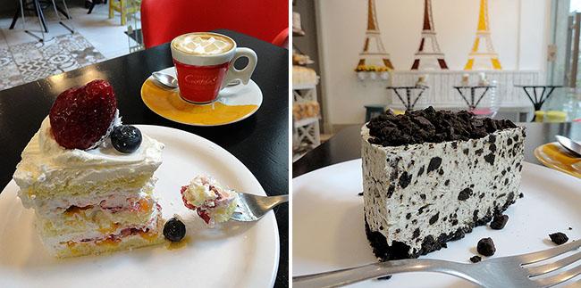 Paris Cake House Cheesecake Oreo