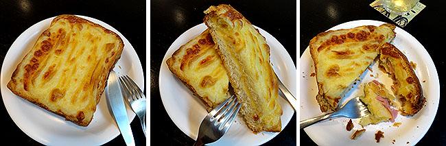 Paris Cake House Curitiba Sanduiche