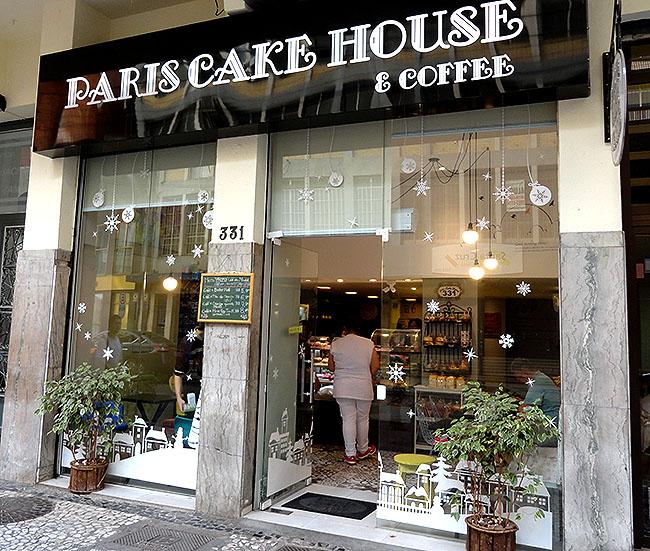Paris Cake House Curitiba