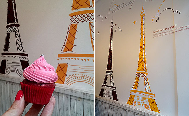 Paris Cake House endereco