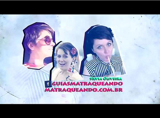 Silvia Oliveira Guias Matraqueando TV Brasil Apresentacao