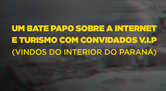 Matraqueando no Curitiba Social Media 2015