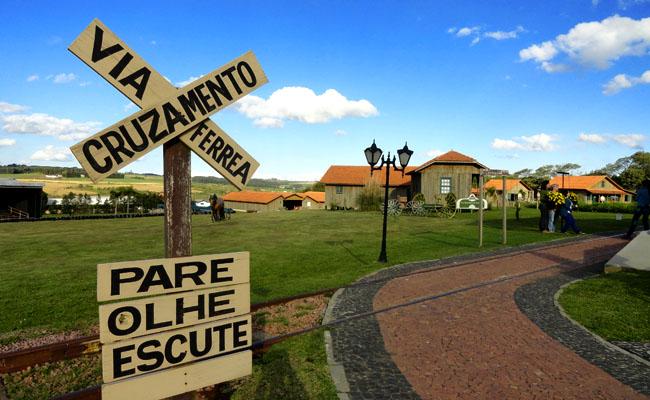 Parque Historico de Carambei Estacao