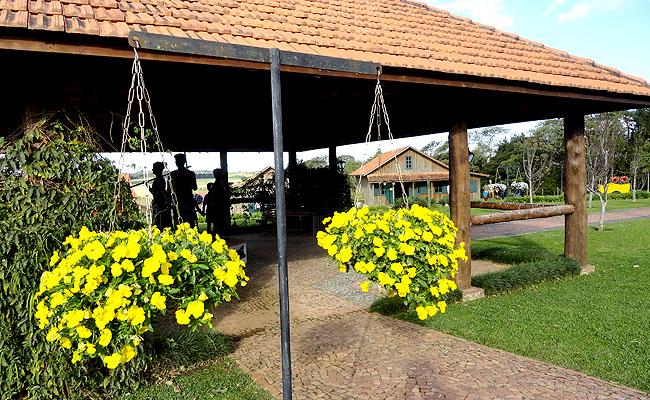Parque Historico de Carambei Parana