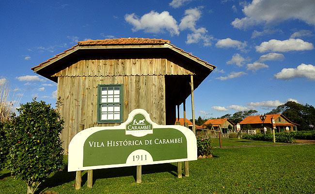 Parque Historico de Carambei Vila Historica Turismo