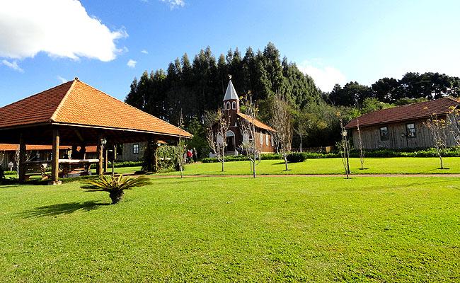 Parque Historico de Carambei como chegar