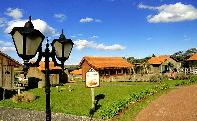 Parque Historico de Carambei turismo parana