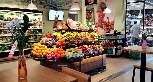 Mercadoteca Curitiba Frutaria