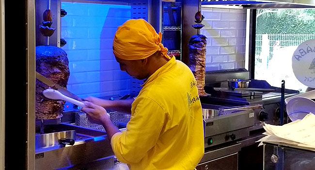 Mercadoteca comida arabe
