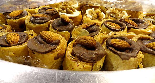 Mercadoteca doces arabes