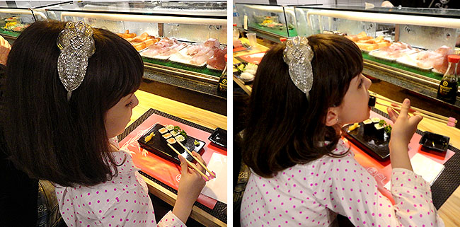 Mercadoteca sushi