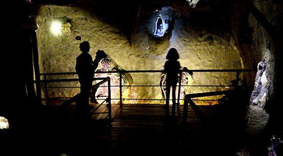 A Mina de Gramado e Museu de Pedras Preciosas