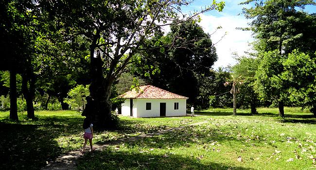 Casa Jose de Alencar Fortaleza Ceara