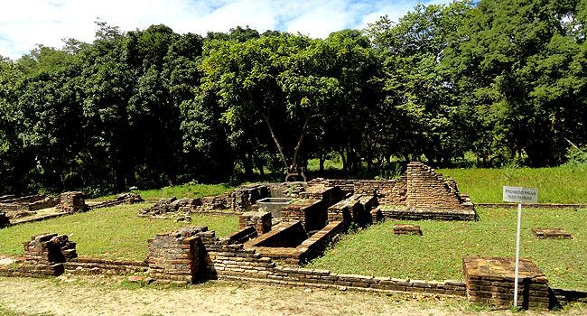 Casa Jose de Alencar Ruinas do Engenho