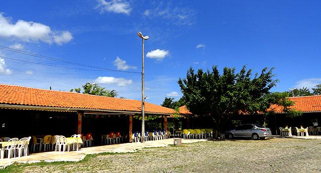 Centro das Tapioqueiras Fortaleza Localizacao