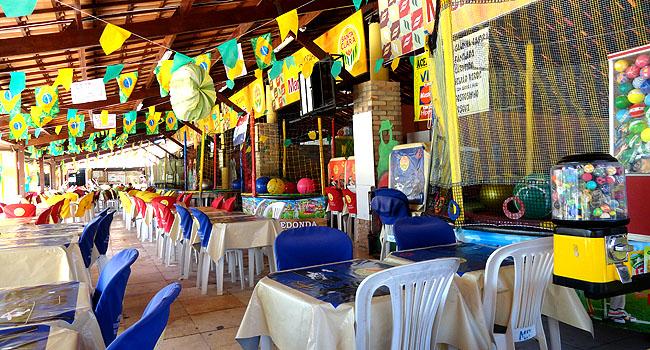 Centro das Tapioqueiras Fortaleza cardapio