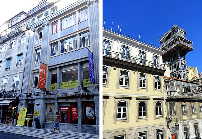 Goldem Tram Hostel Lisboa - Elevador -Hospedagem boa e barata em Lisboa