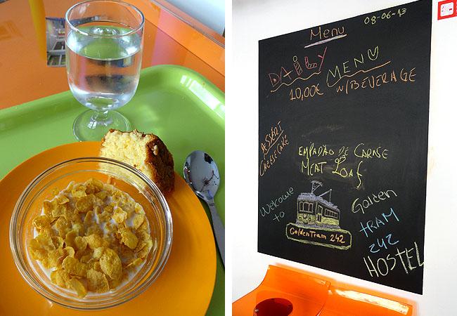 Goldem Tram Hostel Lisboa - Hostel bom e barato em Lisboa