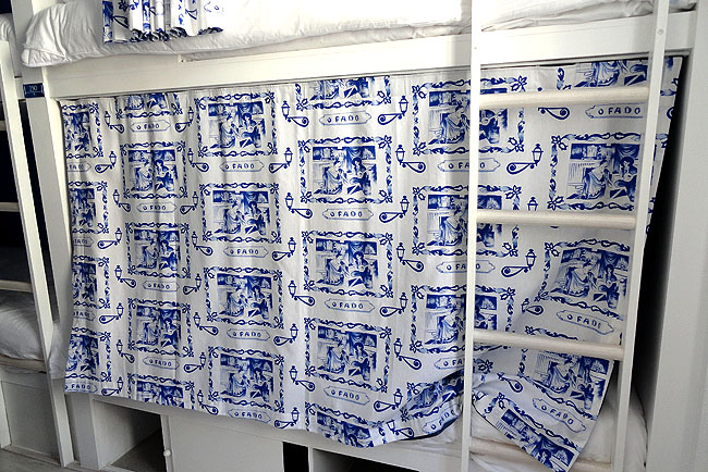 Goldem Tram Hostel Lisboa Onde ficar em Lisboa
