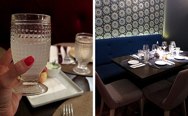 Restaurante Magnolia Canela Ambientes