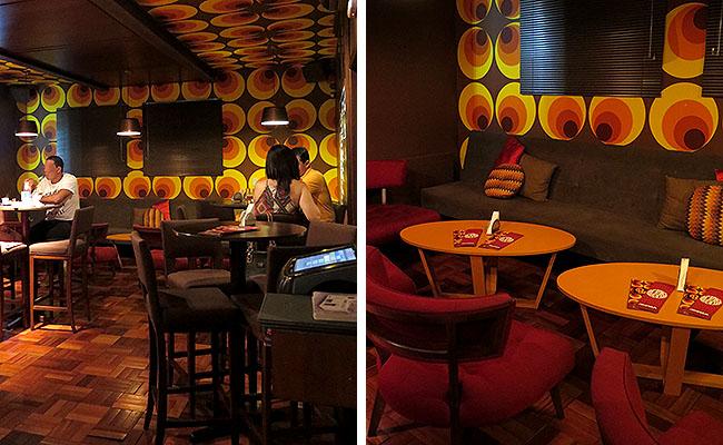 Restaurante Magnolia Canela Bar