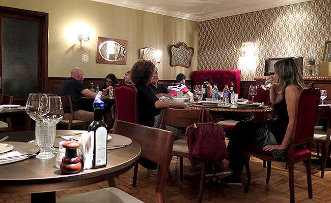 Restaurante Magnolia Canela