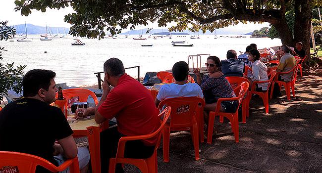 Santo Antonio de Lisboa Florianopolis Cantinho da Ostra restaurante