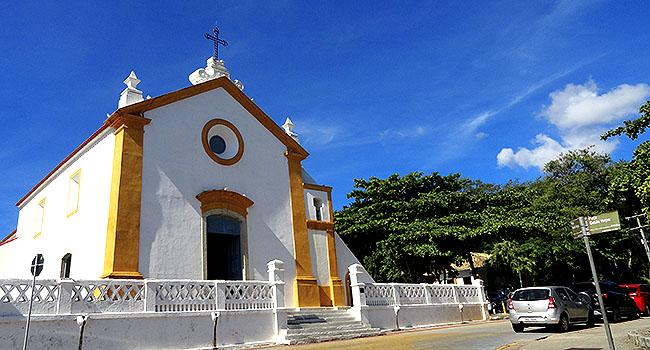 Santo Antonio de Lisboa Florianopolis Igreja