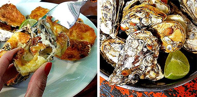 Santo Antonio de Lisboa Florianopolis Onde comer ostras