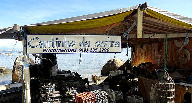Santo Antonio de Lisboa Florianopolis Ostras