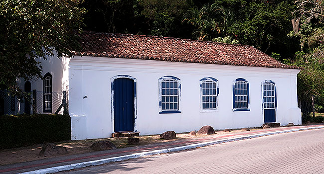 Santo Antonio de Lisboa Florianopolis Rota Sol Poente Casario
