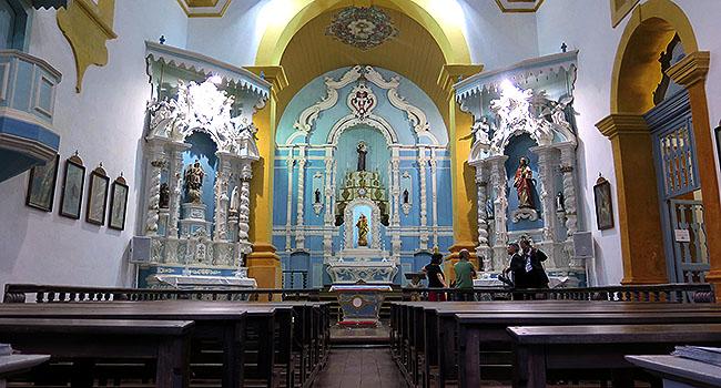 Santo Antonio de Lisboa Floripa Igreja