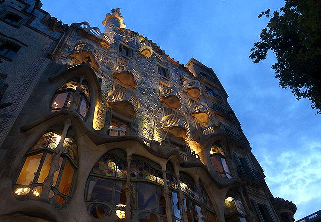 Casa Batlo Barcelona