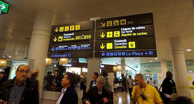 Como ir do aeroporto de Barcelona ao centro