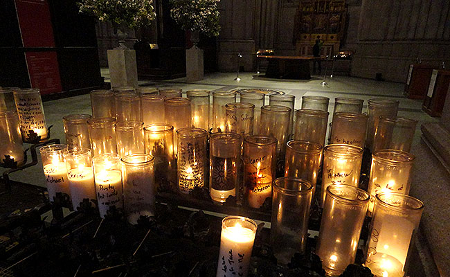 Harlem Cathedral St John Divine