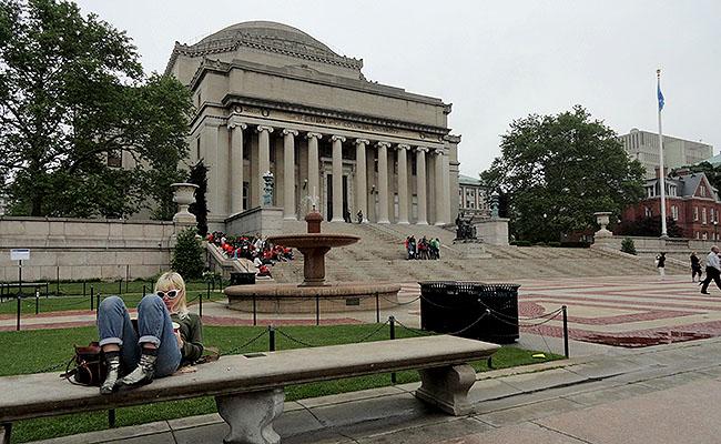 Harlem Columbia University
