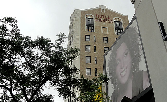 Harlem Hotel Theresa