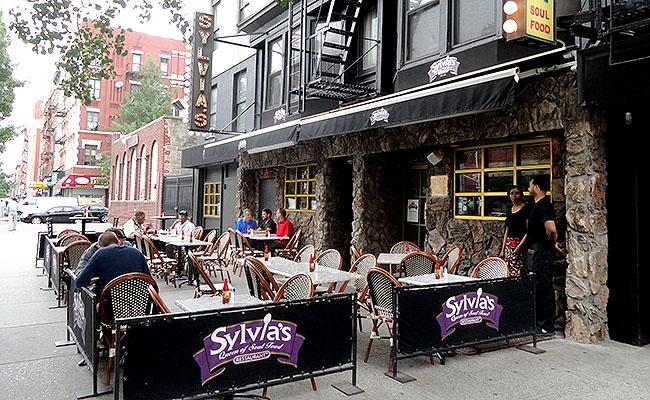 Harlem Syvias Restaurante
