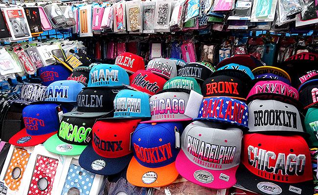 Harlem comercio de rua