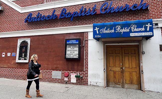 Harlem igrejas church
